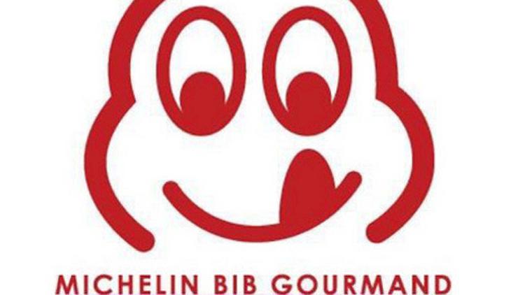 La couverture du Guide Michelin France BIB Gourmand 2019