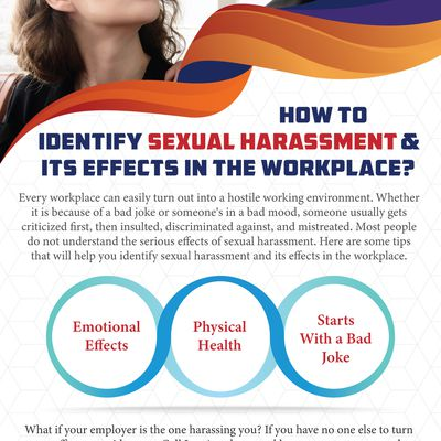 How To Identify Sexual Harassment And Its Effects In The Workplace?