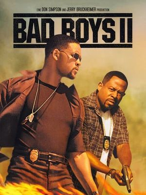 ★MEGASTREAM★ WATCH..! Bad Boys II (2003) FULL MOVIE ONLINE BLURAY❄
