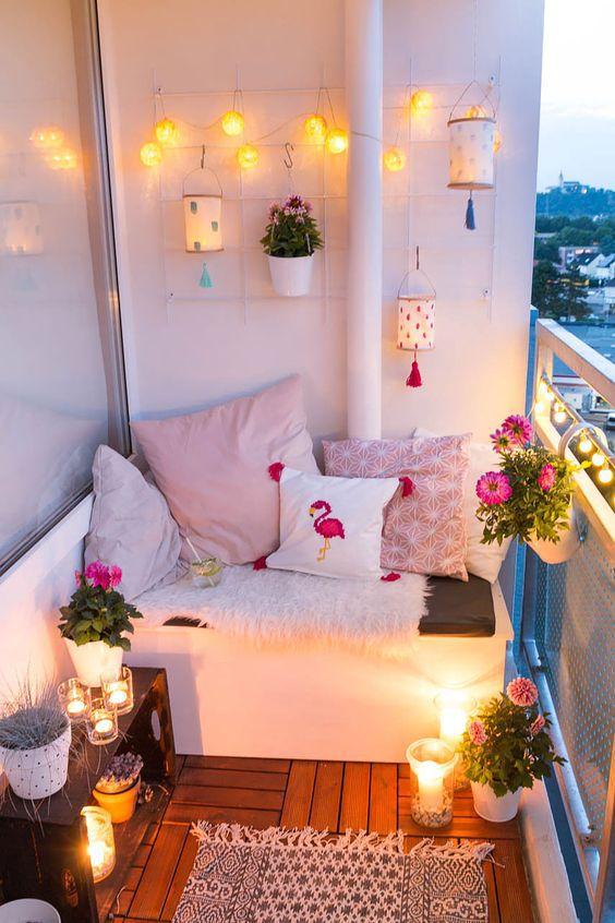 7 idées pour aménager et décorer vos balcons et terrasses