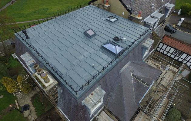 Save money with the best roofing Edinburgh