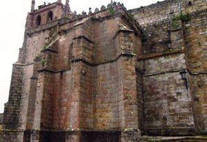 Eglise de San Vicente.