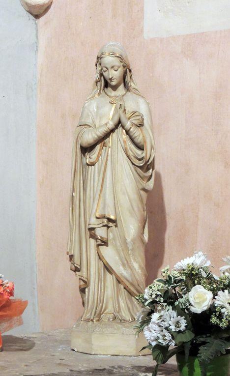 Arrivée à la Chapelle de Notre Dame de Beaumont