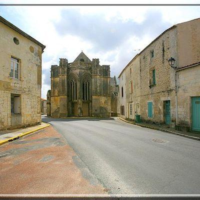 Eglise fortifiée de SAINT JUST LUZAC