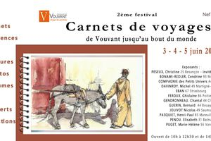 Festival Carnets de Voyages 2017
