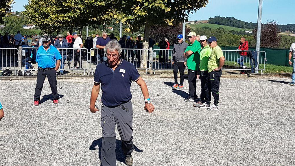 Saint-Gaudens 2ème tour du Trophée 55 ans et plus