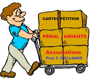 Opération Carte F. HOLLANDE