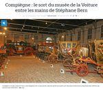 Stéphane Bern et Compiègne; espoir ou ...nouvelle désillusion?