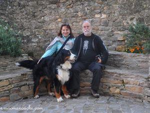Les GéDal  et les  MacManouche et bien sûr Jaïka pour la photo souvenir!
