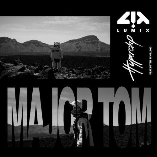 « Major Tom » redécolle vers les étoiles grâce à Lum!x et Hyperclap !