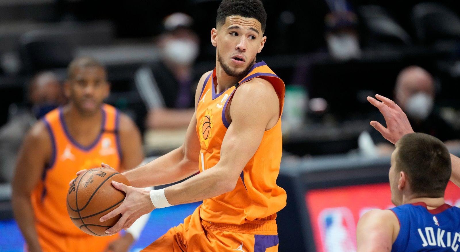 Les Suns sont à une victoire des finales de Conférence (3-0)