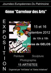Le 4ème Carrefour des Arts