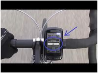 Système de contrôle de pression sur les vélos
