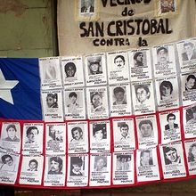 Chile: ¡Ni Olvido ni Perdón!