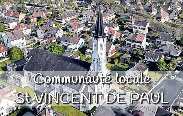 Rencontre de la communauté locale St Vincent de Paul