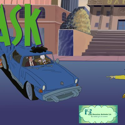 Review n°104 - The Mask