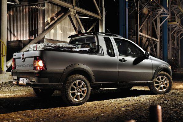 Fiat Strada Tarifs 2012