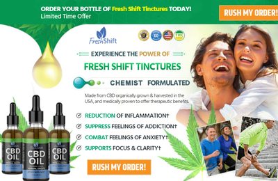 Fresh Shift CBD:Most Important Benefit Read, Review, Best Price & Where To Buy ?
