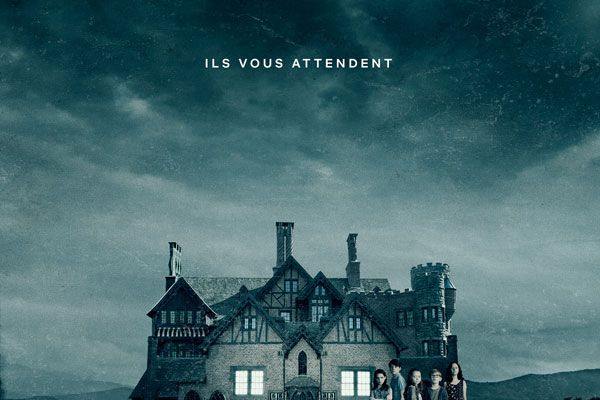 The Haunting of Hill House, une série flippante !!
