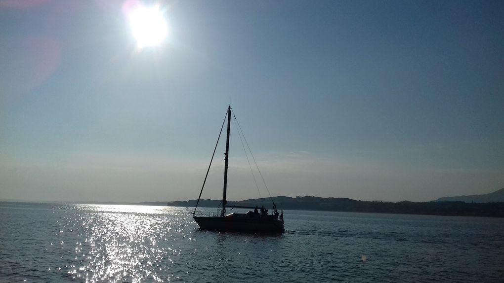 Balades en voilier à Hendaye Cote Basque