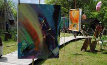 Fête des Cabanes = nature - musique - danse et arts
