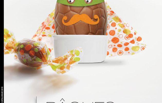 Valrhona chocolat paques