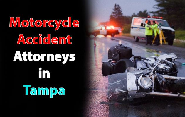 Find Best Motorcycle Accident Lawyers In Tampa