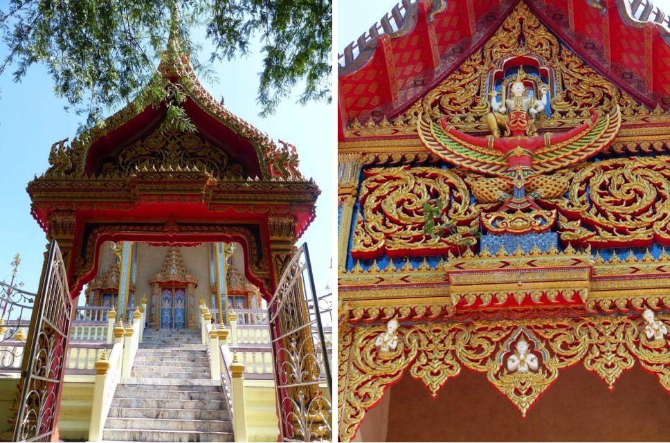 Wat Weluwanaram à Takian Tiah (2)