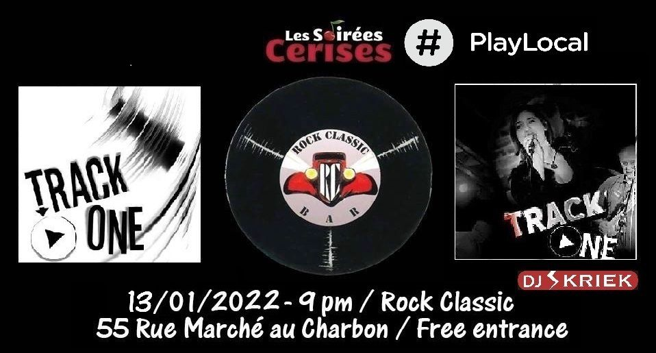 🎵 Track One (Covers band) @ Rock Classic - 26/11/2021