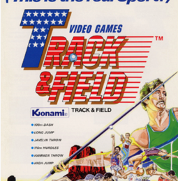 [RETROGAMING] Track & Field / Arcade