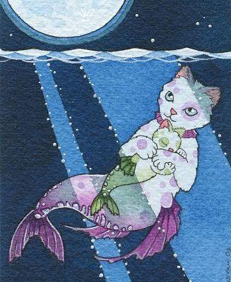Chats sirène