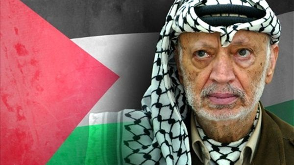 YASSER ARAFAT.    The last Palestinian knight.