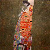 Gustave Klimt - Espoir 2 - LANKAART
