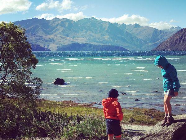 Route de Whataroa à Wanaka avec une nuit au lac Hawea  ~ Road trip en Nouvelle Zélande