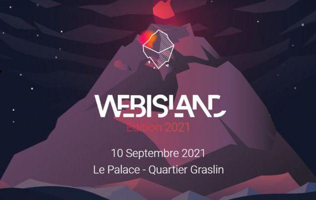 Marketing Event :  Webisland 2021 à Nantes le 10 septembre 2021