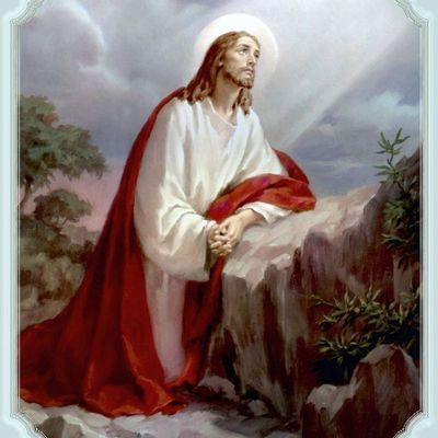 Prière dans les afflictions de la vie