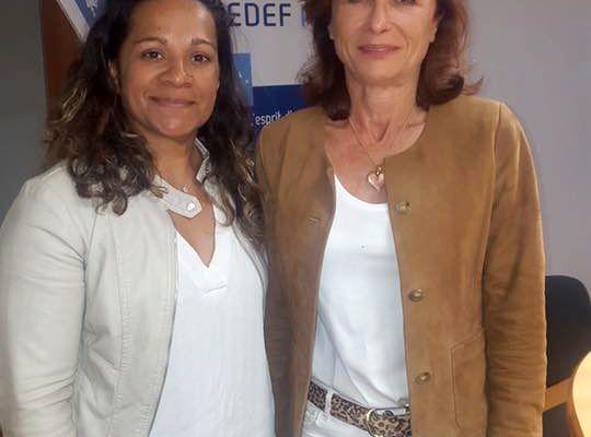 Rencontre et conférence avec Christine CASTAN, professeur HEC à Paris