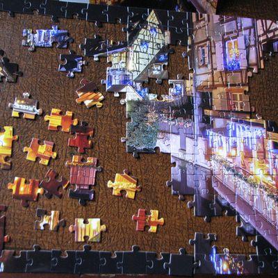 Le puzzle pour Catherine