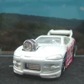 MITSUBISHI ECLIPSE TOONED HOT WHEELS 1/64 - car-collector.net