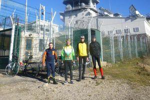 Pilat Col de l'Oeillon en Hiver 23-12-2014