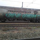Les cheminots de Sotteville ne lâchent rien et sont toujours en grève reconductible !