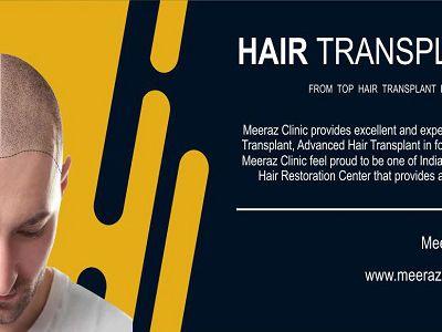 Meeraz Clinic Best Hair Transplant Clinic In Mumbai