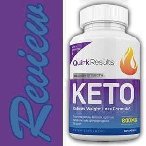 Quick Results Keto