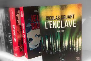 L'enclave, Nicolas Druart