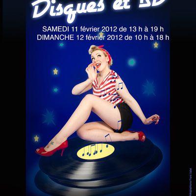 16ème foire Disques & BD - Limay (78)