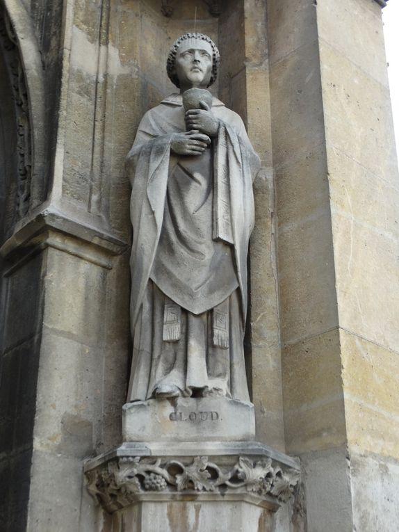 Paris - L'Eglise Saint-Germain l'Auxerrois