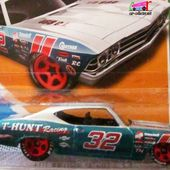 69 CHEVELLE SS 396 COUPE 1969 HOT WHEELS 1/64 - car-collector.net