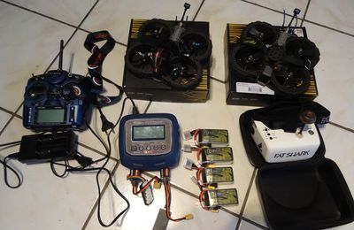 Occasion : Drone FPV neuf  Chasers 138.