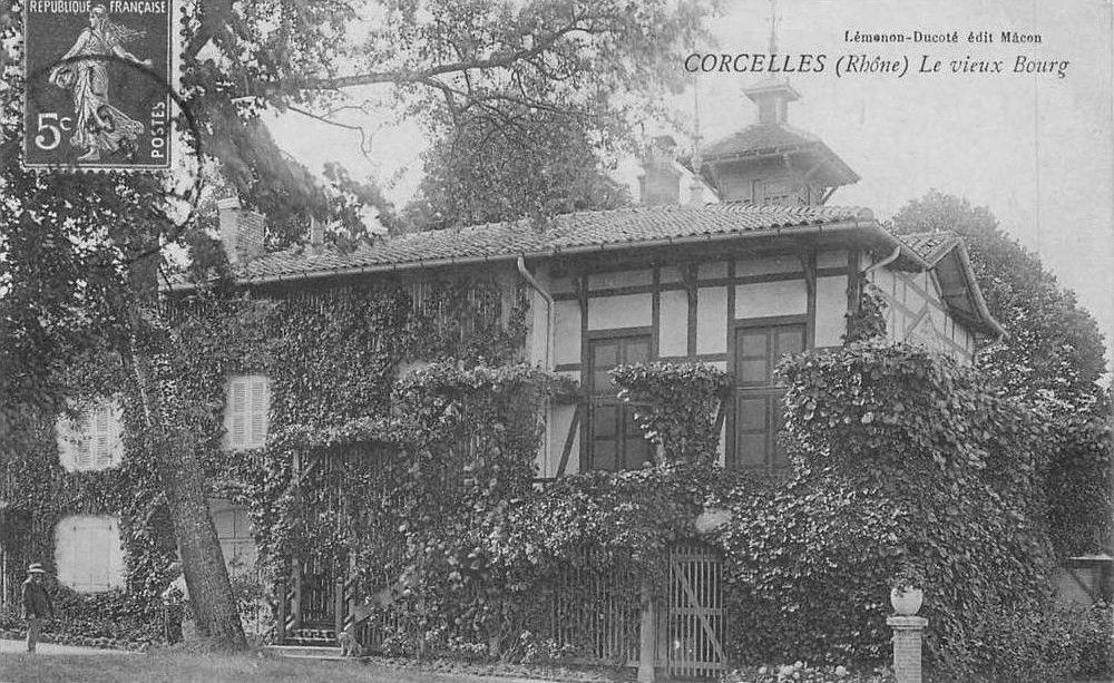 (Photos) Corcelles-en-Beaujolais en images 1