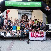 Alex Marchal et Patrick Lüthi remportent le Grand Rallye - TransVerdon 2016